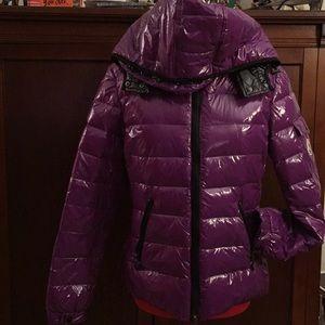 Fabulous Designer MONCLER coat, NWOT, bubble style